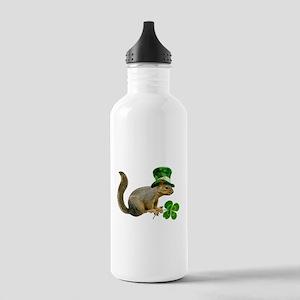 Leprechaun Squirrel Stainless Water Bottle 1.0L