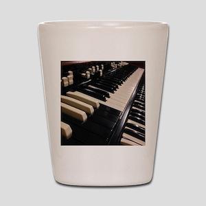 1955 Hammond B3 Shot Glass