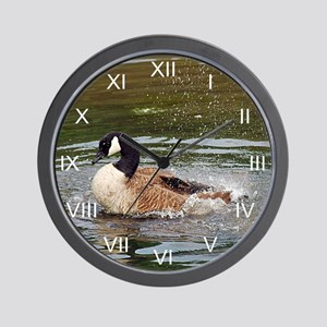 Canada Goose Young Surfer Wall Clock