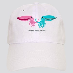 Cuttle with You Baseball Cap