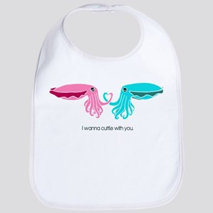 Cuttle with You Bib