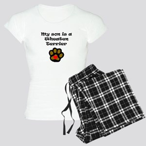 My Son Is A Wheaten Terrier Pajamas