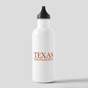 Texas Stronghorns Water Bottle