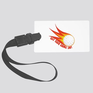 Get Your Game On Luggage Tag