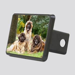 leonberger Rectangular Hitch Cover