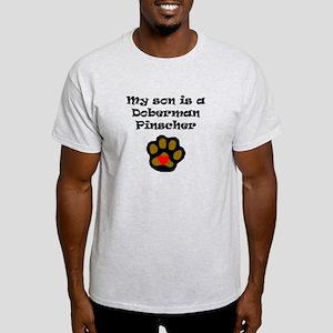 My Son Is A Doberman Pinscher T-Shirt