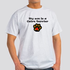 My Son Is A Cairn Terrier T-Shirt