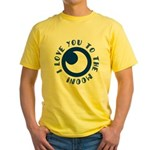 I love you to the moon T-Shirt