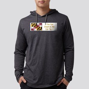 Maryland Humor #2 Long Sleeve T-Shirt