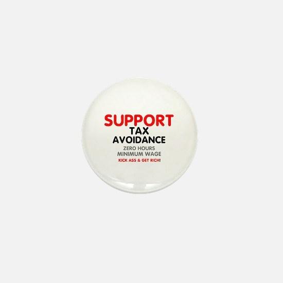SUPPORT TAX AVOIDANCE - ZERO HOURS - MINIMUM WAGE