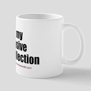 """""""I Love My Dildo Collection"""" Mug"""