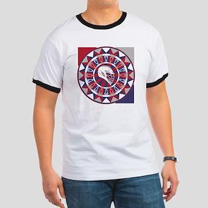 Lacrosse Shakey Dartboard Ringer T