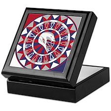 Lacrosse Shakey Dartboard Keepsake Box