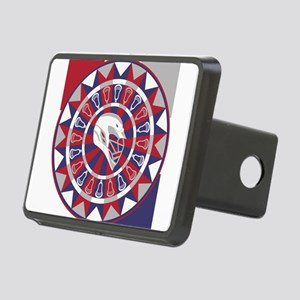 Lacrosse Shakey Dartboard Rectangular Hitch Cover