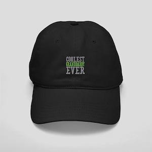 Coolest Granddaddy Ever Black Cap