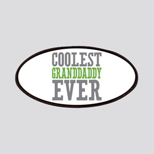 Coolest Granddaddy Ever Patches