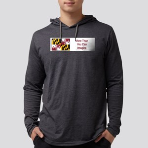 Maryland Motto #4 Long Sleeve T-Shirt