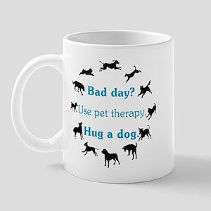 Pet Therapy Mug