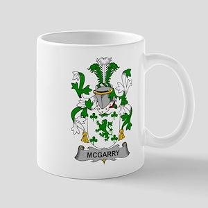 McGarry Family Crest Mugs