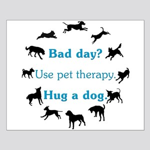 Pet Therapy Small Poster