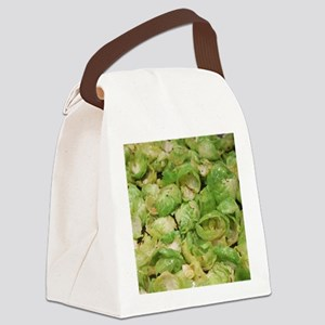 Food003 Canvas Lunch Bag