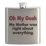 Oh My Gosh Flask