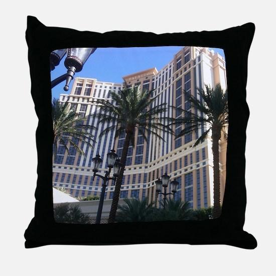 Palazzo Throw Pillow