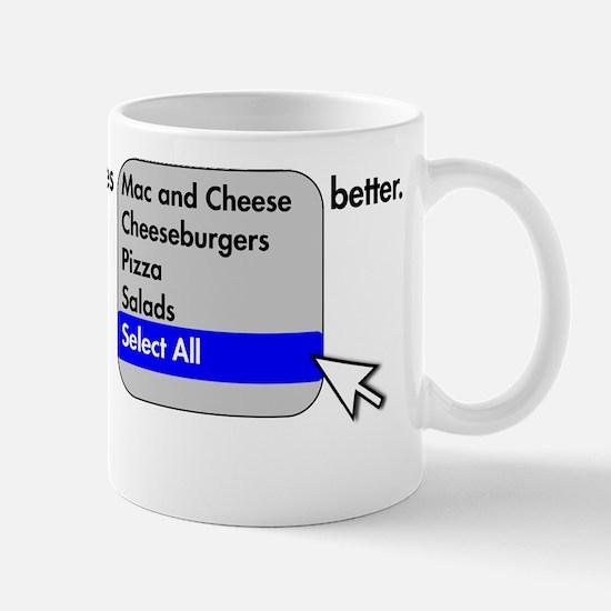 Bacon Makes Mugs