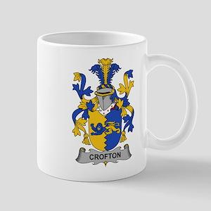 Crofton Family Crest Mugs
