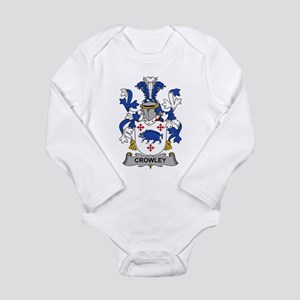 Crowley Family Crest Body Suit