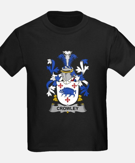 Crowley Family Crest T-Shirt