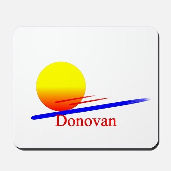 Donovan Mousepad