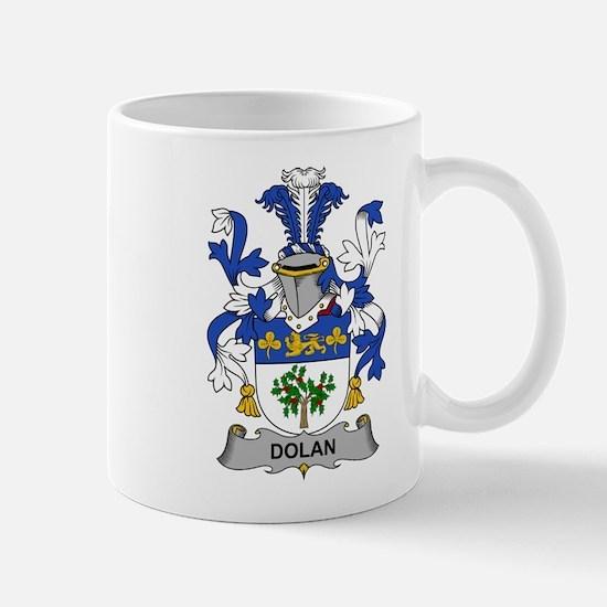 Dolan Family Crest Mugs