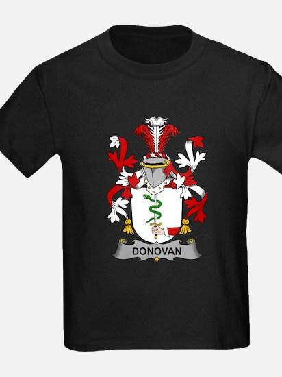Donovan Family Crest T-Shirt