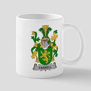 Farrell Family Crest Mugs