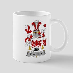 Flaherty Family Crest Mugs