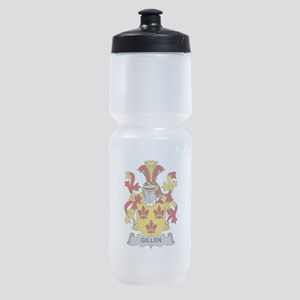 Gillen Family Crest Sports Bottle