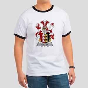 Grady Family Crest T-Shirt