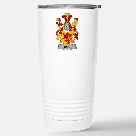 Hale Family Crest Travel Mug