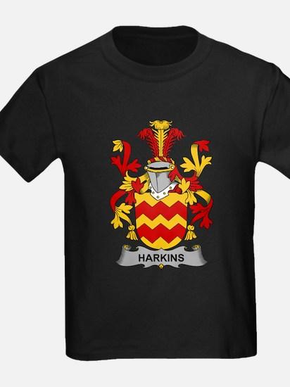 Harkins Family Crest T-Shirt