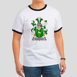 Hennessy Family Crest T-Shirt