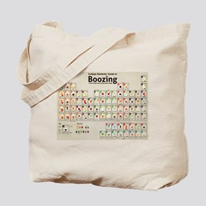 Periodic Table of Alcohol Tote Bag