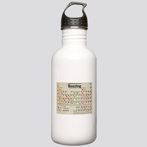 Periodic Table of Alcohol Water Bottle