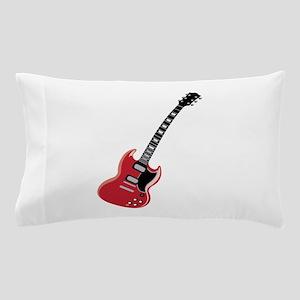 Electric Guitar Pillow Case