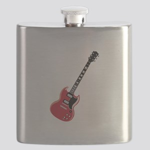 Electric Guitar Flask