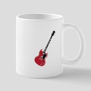 Electric Guitar Mugs