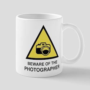 Beware Of The Photographer Mug