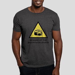 Beware Of The Photographer Dark T-Shirt
