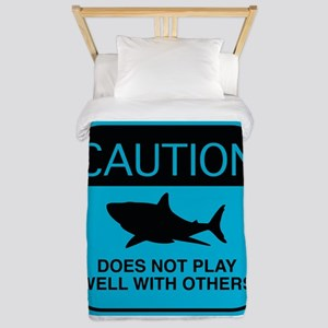 Caution - Does Not Play Well With Others Twin Duve