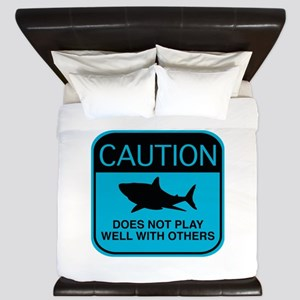 Caution - Does Not Play Well With Others King Duve